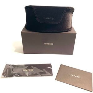 Tom Ford Large Soft Case for sunglasses or glasses
